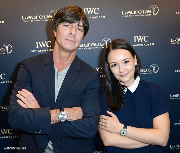 Laureus World Sports Award 2016: Joachim Löw im Interview mit Watchtime.net