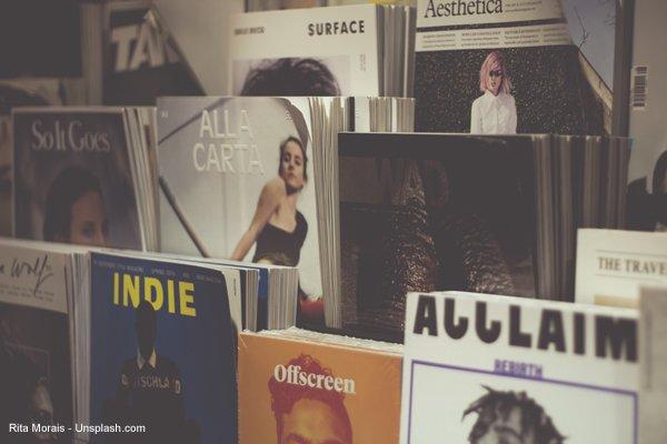Printmagazine haben weiterhin eine starke Werbewirkung