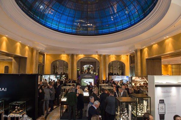 Highlights der MunichTime 2016: Exklusive Führung und Gewinner der Uhrenwahl