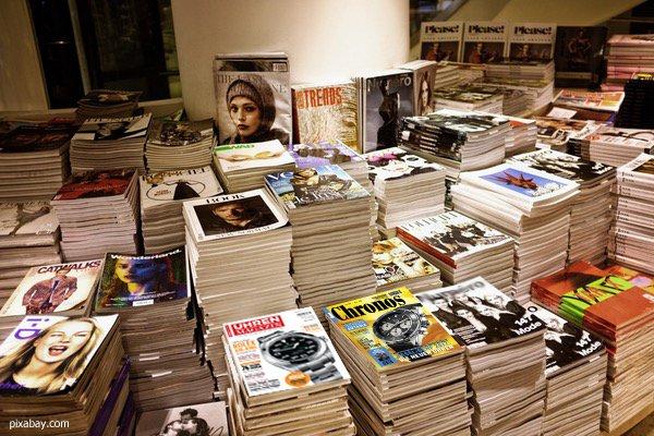 Warum Print-Magazine die besten Voraussetzungen für kreative Werbeumfelder haben