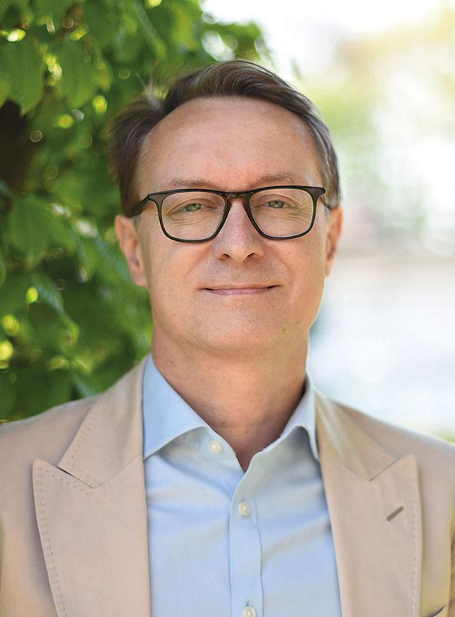 Ebner Verlag beruft Holger Christmann zum Chefredakteur des UHREN-MAGAZINS