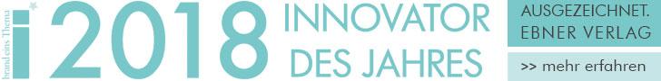 Der Ebner Verlag ist Innovator des Jahres