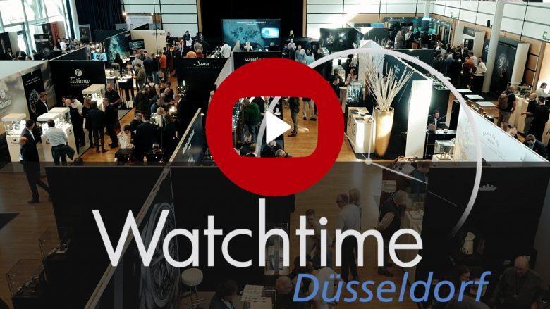 Video: Impressionenen von der Watchtime Düsseldorf