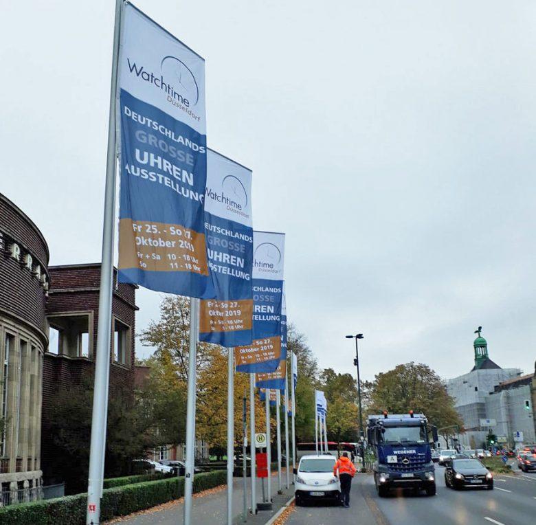 Watchtime Düsseldorf Show 2020 – Deutschlands größte Uhrenausstellung 2020