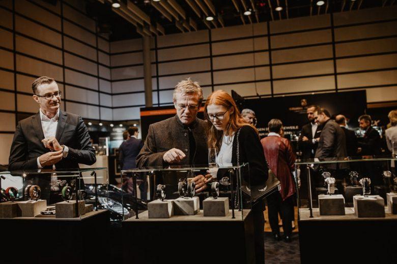 Watchtime Düsseldorf 2021: Faszination der Mechanik in stilvollem Ambiente